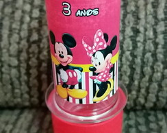 Mini Tubete Minnie e Mickey