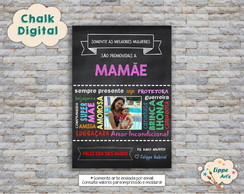 Chalk Digital Mamãe