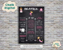 Chalk Digital Princesas