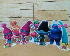 Display de mesa Trolls