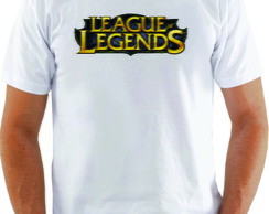 Camiseta League of Legends lol