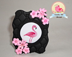 porta retrato flamingo biscuit