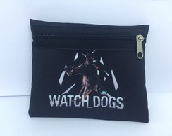 Porta Moedas Watch dogs