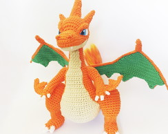 Charizard's snout - Amigurumi Pattern by Miahandcrafter - YouTube | 194x244