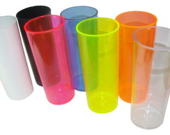 Copo Long Drink Diversas Cores