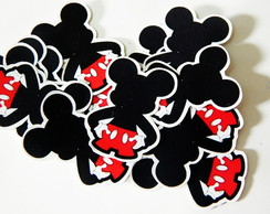 Tag ou Toppers Mickey