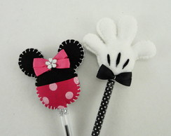 Kit ponteiras minnie