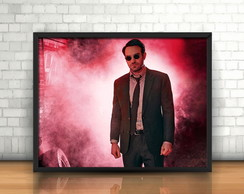 Quadro Matt Murdock / Defensores