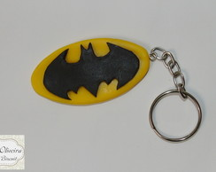 Chaveiro Batman Geek Biscuit