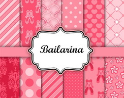 PAPEL DIGITAL BAILARINA