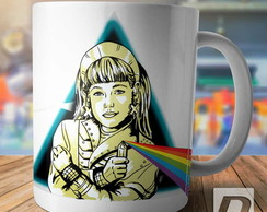 Caneca The Dark Side Of The Baixo Astral