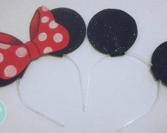 Tiara da Minnie/Mickey