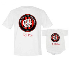kit body infantil + camiseta times futeb