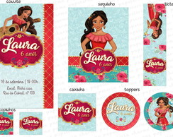 Kit digital Elena de Avalor
