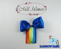 Presilha My Little Pony - Rainbow Dash