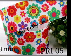 Fita 38 mm Flowers