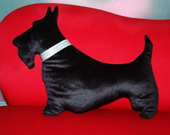 Almofada Scottish Terrier