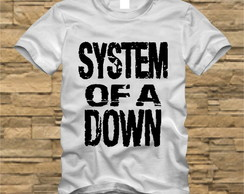 Camiseta - System Of A Down