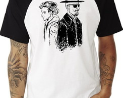 Camiseta Raglan Breaking Bad #2
