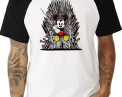 Camiseta Raglan Game Of Thrones #5