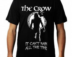 Camiseta O corvo The Crow Masculina