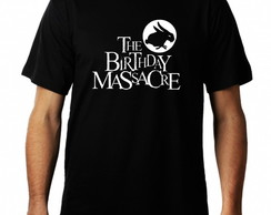 Camiseta The Birthday Massacre masculina rock dark