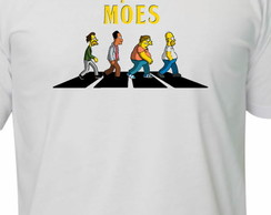 Camiseta The Moes Homer Springfield