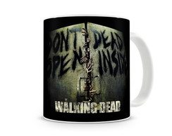 Caneca The Walking Dead - Dont Open