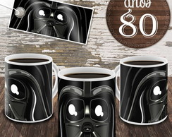 Caneca Darth Vader Filme Star Wars