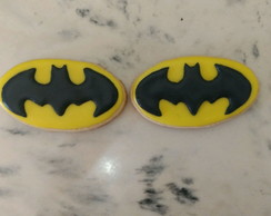 Biscoito decorado Tema Batman