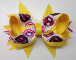 Boutique com Spike Super Girls Amarelo