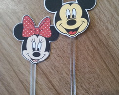 Topper mickey minnie