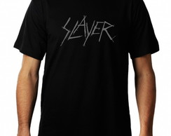 Camiseta Slayer Masculina Metal bandas de rock dimmebag