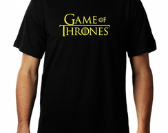 Camiseta Game of Thrones Masculina