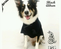 Camiseta Pet Metallica (M)