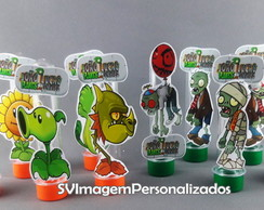 Plants vs Zombies Tubete 3d