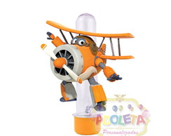 Tubete 3d Super Wings