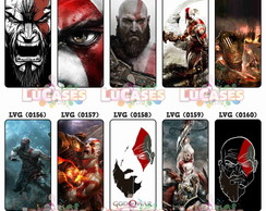 Capa Capinha Celular God Of War Kratos