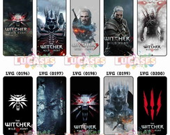 Capa Capinha Celular The Witcher 3 Wild