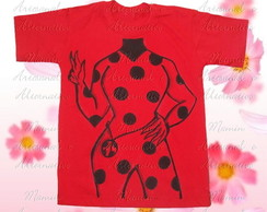 Camiseta divertida Lady bug 1