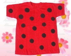 Camiseta divertida Lady bug