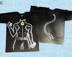 Camiseta divertida Cat Noir