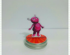 Latinha 3D Backyardigans (Mint to Be)