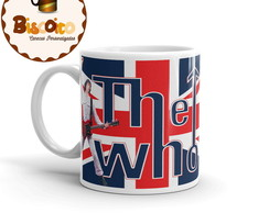 Caneca Bandas The Who