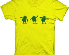 Camiseta Android