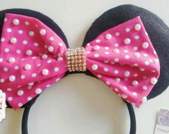 Tiara Minnie luxo