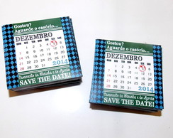 Ímã 5x5cm Save The Date