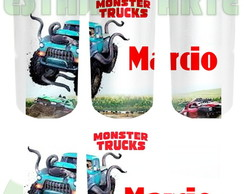 squeeze Monster Machines, Monster trucks