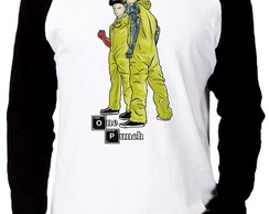 Camiseta Raglan One Punch Man #12