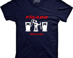Camiseta Fígado total Flex